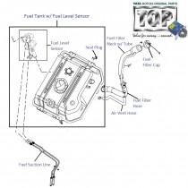 Fuel Tank| 1.4 TDI| Indigo