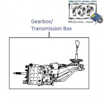 Transmission Box| 2.2 DiCOR| Safari(Pre-2008)