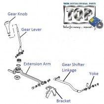 Gear Knob & Lever| 2.2 DICOR| Safari (2008+)