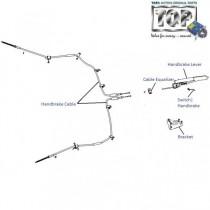 Handbrake System| 1.4 Petrol| Indica V2
