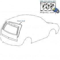 Weather Seal| Hatch Door| Indica| V1| V2| eV2
