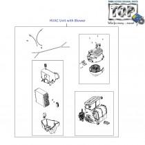 HVAC Unit| 1.4 NA Diesel| Indica V1