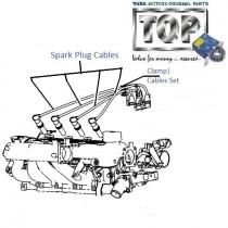 Spark Plug Cables| 1.2 Petrol| Indica V2| eV2