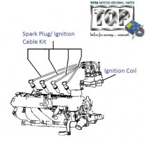 Ignition Coil| 1.2 Petrol| Indigo CS| Indigo eCS