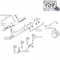 Fuel Injector & Injector Rail| 1.3 QJet| Manza