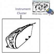 Instrument Cluster| 1.3 QJet| Vista D90