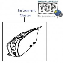 Instrument Cluster| 1.3 QJet| Vista
