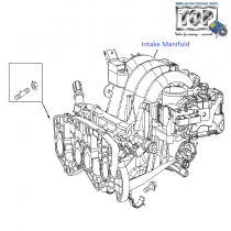 Intake Manifold| 1.2 Safire| Vista Sedan Class