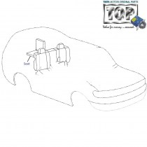 Jump Seats| 2.2 DICOR| Safari(Pre-2008)