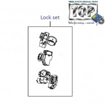 Lock set| 1.4 Safire| Vista