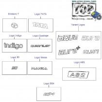 Logo Kit| 1.3 Qjet| Manza