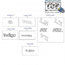 Logo Kit| 1.3 Qjet| Manza Club Class