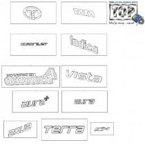 Logos Kit| 1.3 QJet| Vista