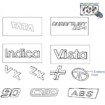 Logo Kit| Vista D90