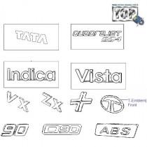 Logo Kit| Vista D90
