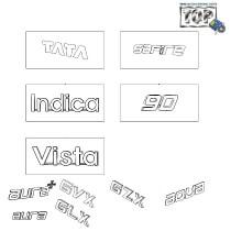 Logos Kit| 1.4 Safire| Vista