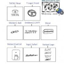 Logos Kit| Safari(2008+)