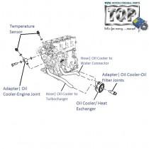 Oil Cooler| 1.4 NA Diesel| Indica V2