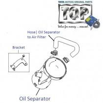 Oil Separator| 1.4 TDI| Indigo| Indigo XL| Indigo Marina
