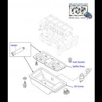 Oil Sump| 1.3 QJet 90PS| Vista D90