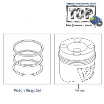Piston & Rings| 1.2 Safire| Vista