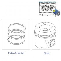 Piston & Rings| 1.4 Safire| Manza| Vista