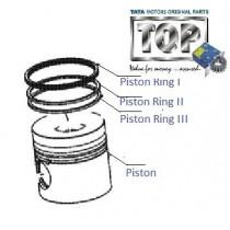 Piston & Rings| 3.0L Diesel| Sumo Victa