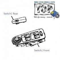 Switches| Power Windows| RH| Vista