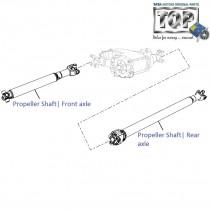 Propeller Shaft| 4x4| Safari (2008+)