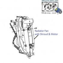 Radiator Fan| 1.4 DICOR| Indica V2