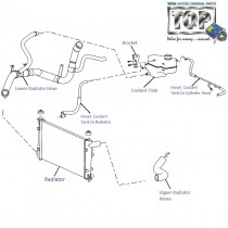 Radiator| 1.4 Petrol| Indica V2