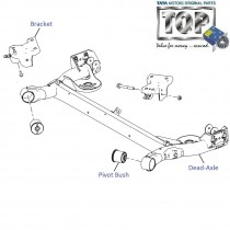 Dead-Axle| Rear| 1.4 Safire| Vista