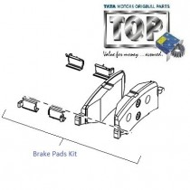 Brake Pads| Rear| Aria