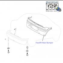 Rear Bumper| Indica V2