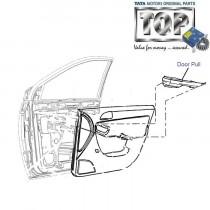 Door Pull| Rear-LH| Vista Tech