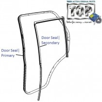 Weather Seal| Door| Rear| Safari Storme