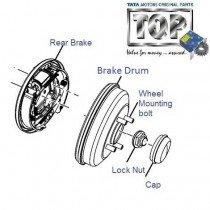 Rear Brake| Manza