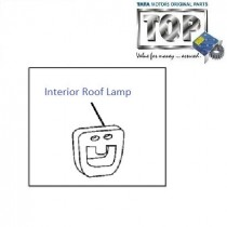 Interior Roof Lamp| 3.0L DICOR| Safari