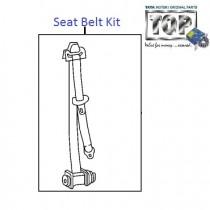 Seat Belt| Front| Indigo