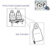 Seats| Front| Nano(2012+)