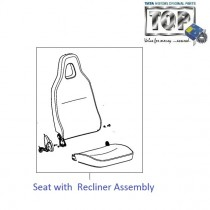Seats| Front| Nano(Pre-2012)