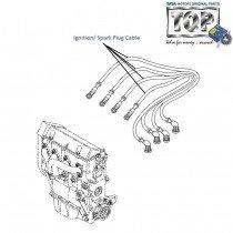 Spark Plug Cable| 1.2 Safire| Vista