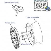 Steel Wheel Rim| Indigo