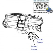 Cover| Steering Column| Nano