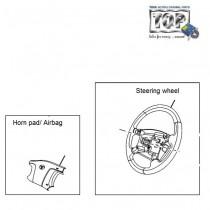 Steering Wheel| 2.2 DiCOR| Safari (2008+)
