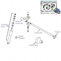 Front Suspension| 2.2 DiCOR| Xenon XT