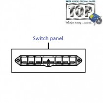 Switch panel| Dashboard| 1.3 QJet| Vista