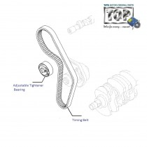 Timing Belt Kit| 1.4 Safire| Manza