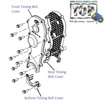 Timing Belt Cover| Nano