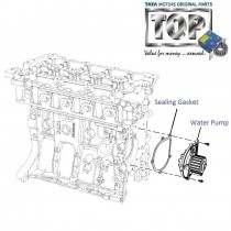 Water Pump| 1.4 CR4| Indica eV2